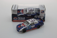 2013 Texas Fall Program Car 1:64 Nascar Diecast Program Car nascar diecast, diecast collectibles, nascar collectibles, nascar apparel, diecast cars, die-cast, racing collectibles, nascar die cast, lionel nascar, lionel diecast, action diecast, university of racing diecast, nhra diecast, nhra die cast, racing collectibles, historical diecast, nascar hat, nascar jacket, nascar shirt