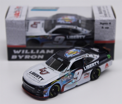 William Byron 2017 Liberty University Rookie of the Year 1:64 Nascar Diecast William Byron diecast, 2017 nascar diecast, pre order diecast