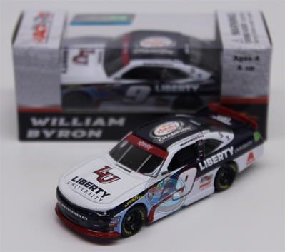 William Byron 2017 XFinity Series Champion 1:64 Nascar Diecast William Byron diecast, 2017 nascar diecast, pre order diecast