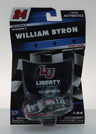 William Byron 2018 Liberty University 1:64 Wave 3 Nascar Authentics William Byron nascar diecast, diecast collectibles, nascar collectibles, nascar apparel, diecast cars, die-cast, racing collectibles, nascar die cast, lionel nascar, lionel diecast, action diecast, university of racing diecast, nhra diecast, nhra die cast, racing collectibles, historical diecast, nascar hat, nascar jacket, nascar shirt,Matt Kenseth 2017 DeWalt #20 1:64 Hauler Nascar Authentics