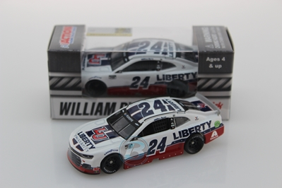William Byron 2020 Liberty University Darlington Throwback 1:64 Nascar Diecast William Byron, Nascar Diecast,2020 Nascar Diecast,1:24 Scale Diecast, pre order diecast